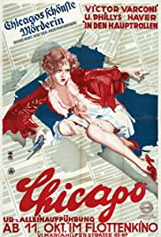 Chicago (1927) Poster - Movie Forum, Cast, Reviews