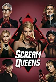Scream Queens Poster - TV Show Forum, Cast, Reviews