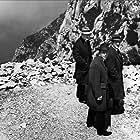 Pierre Grasset, Raymond Pellegrin, and Lino Ventura in Le deuxième souffle (1966)