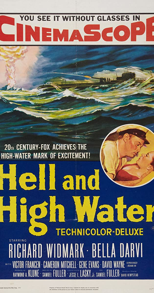 Subtitle of Hell and High Water