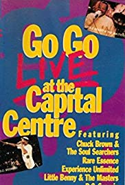Go Go Live at the Capital Centre Poster