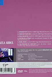 Video Hits: Paula Abdul Poster