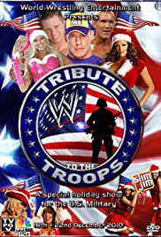 WWE Tribute to the Troops Poster