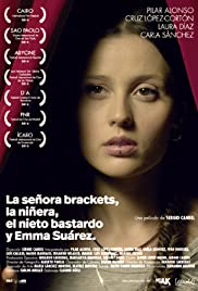 Miss Brackets, the Baby-sitter, the Bastard Grandson Ans Emma Suarez Poster