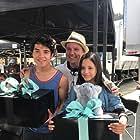 Jenna Ortega, Mark Drury Taylor, and Martin Martinez in Saving Flora (2018)