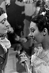Curigwen Lewis and Andrew Osborn in Pride and Prejudice (1938)
