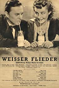 Hans Holt and Hannelore Schroth in Weißer Flieder (1940)
