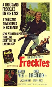 Watch free new movies 2016 Freckles by Andrew V. McLaglen [WQHD]