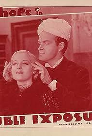 Bob Hope and Loretta Sayers in Double Exposure (1935)