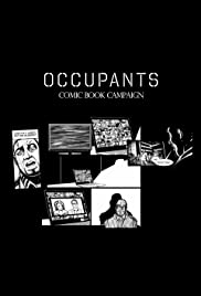 Occupants: Comic Book Campaign Poster