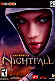Guild Wars: Nightfall Poster