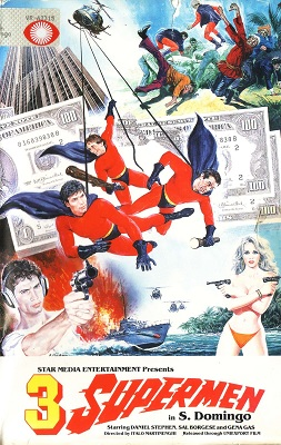 3 Supermen in S. Domingo ((1986))