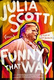 Julia Scotti: Funny That Way Poster