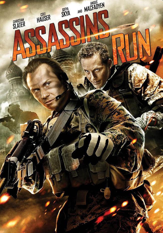 Assassins Run (2013) Hindi Dubbed
