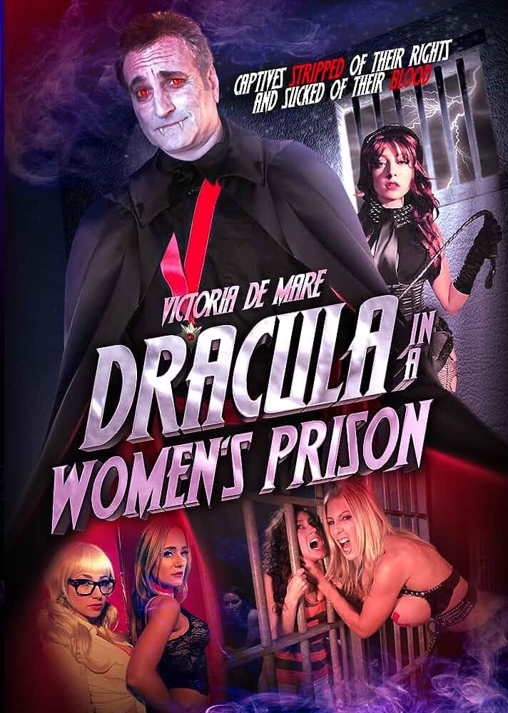 18+ Dracula in a Women's Prison (2017) English WEBRip.x264 900MB