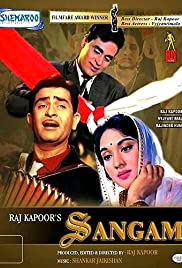 Sangam (1964) Poster - Movie Forum, Cast, Reviews