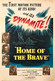 Home of the Brave(1949) Poster - Movie Forum, Cast, Reviews
