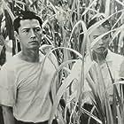 John Lone and Vivian Wu in Shadow of China (1989)