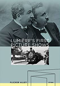 PC movie downloads Lumiere's First Picture Shows by Francis Doublier [UHD]