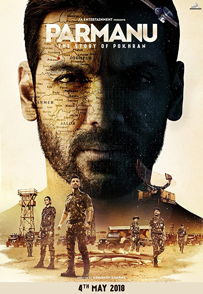 Parmanu The Story of Pokhran (2018) Hindi v2 Netflix HDRip 720p 1.3GB AAC MKV
