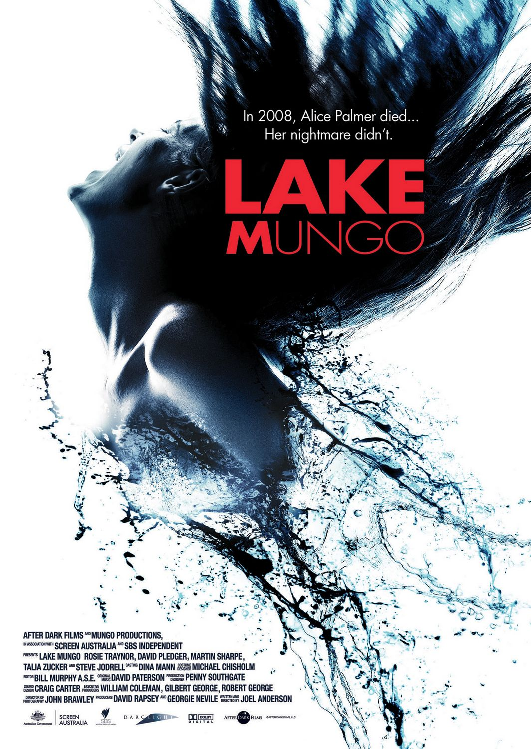 Image result for Lake Mungo movie poster