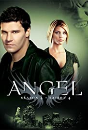 'Angel': Season 4 Overview Poster