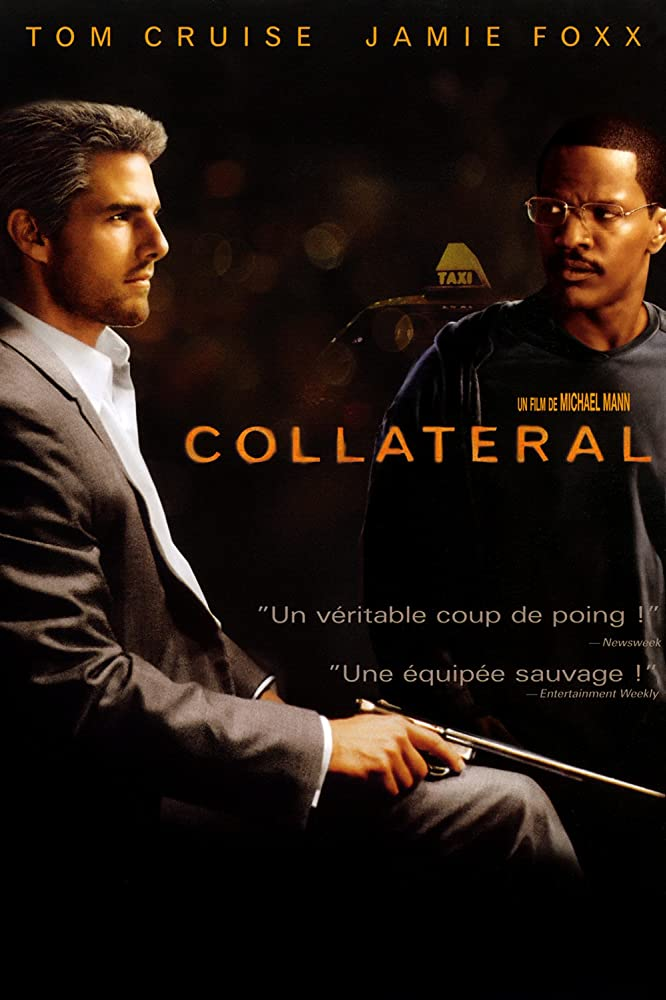 Collateral (2004) Hindi Dubbed