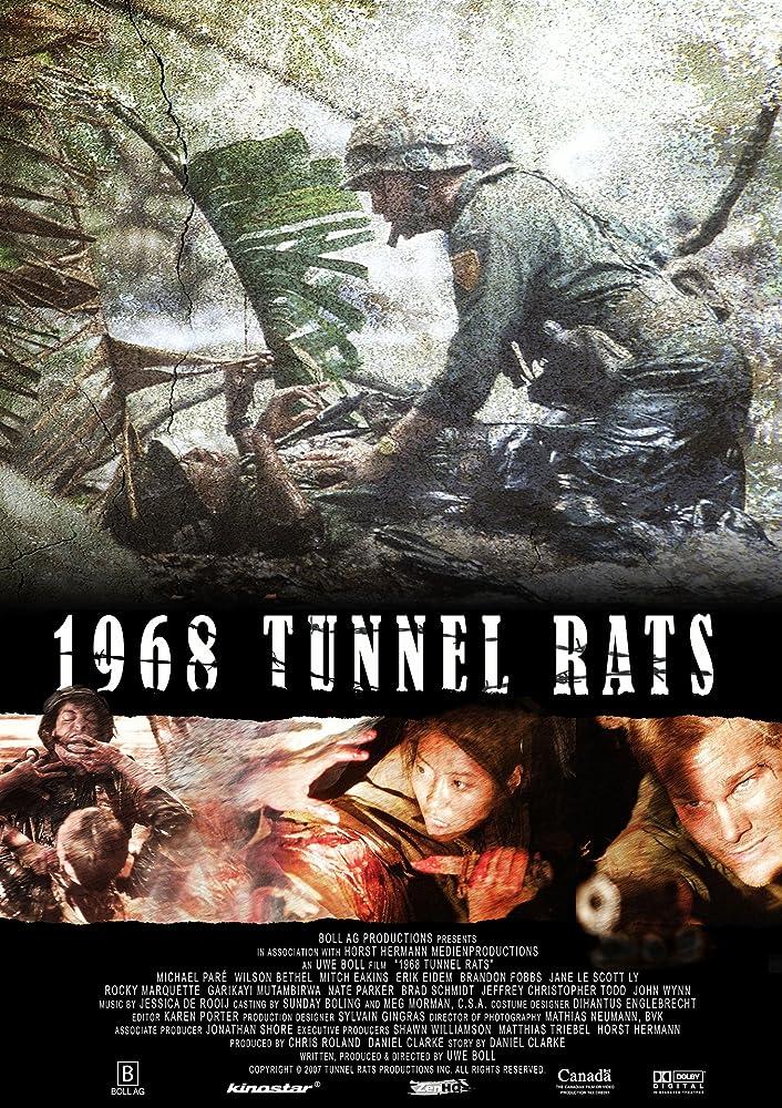 Tunelių Žiurkės (2008) Online