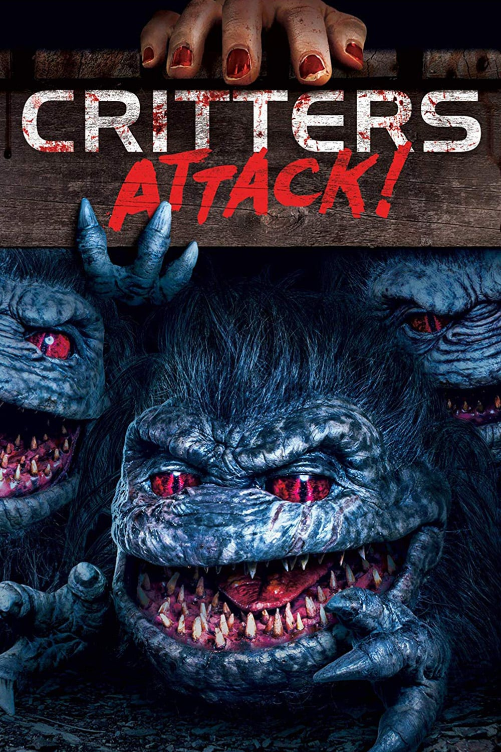 Critters Attack! (2019) BluRay 720p & 1080p