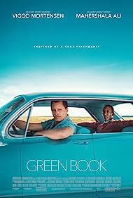 Viggo Mortensen and Mahershala Ali in Green Book (2018)