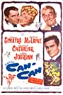 Can-Can (1960) Poster