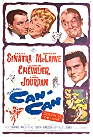 Can-Can (1960) ONLINE SEHEN