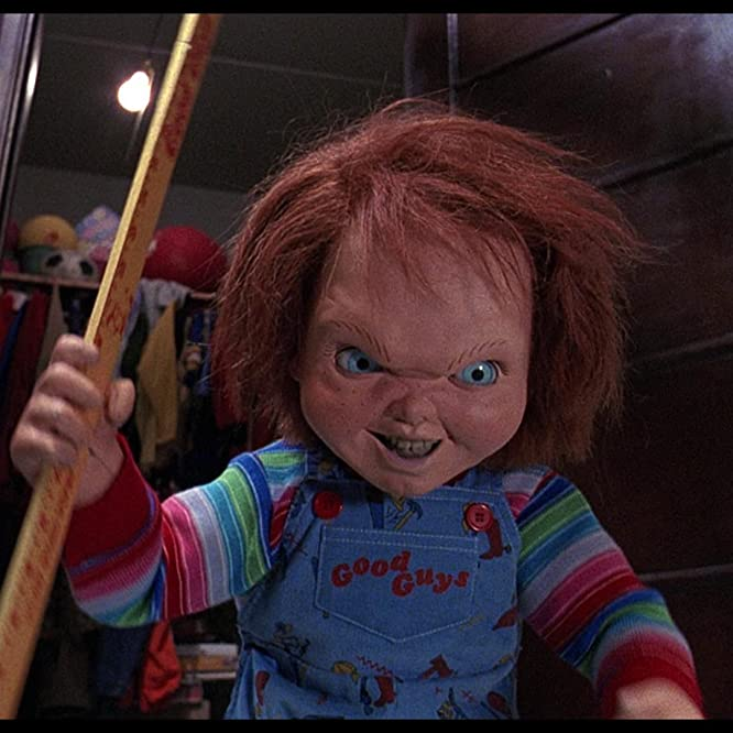 Brad Dourif in Child's Play 2 (1990)
