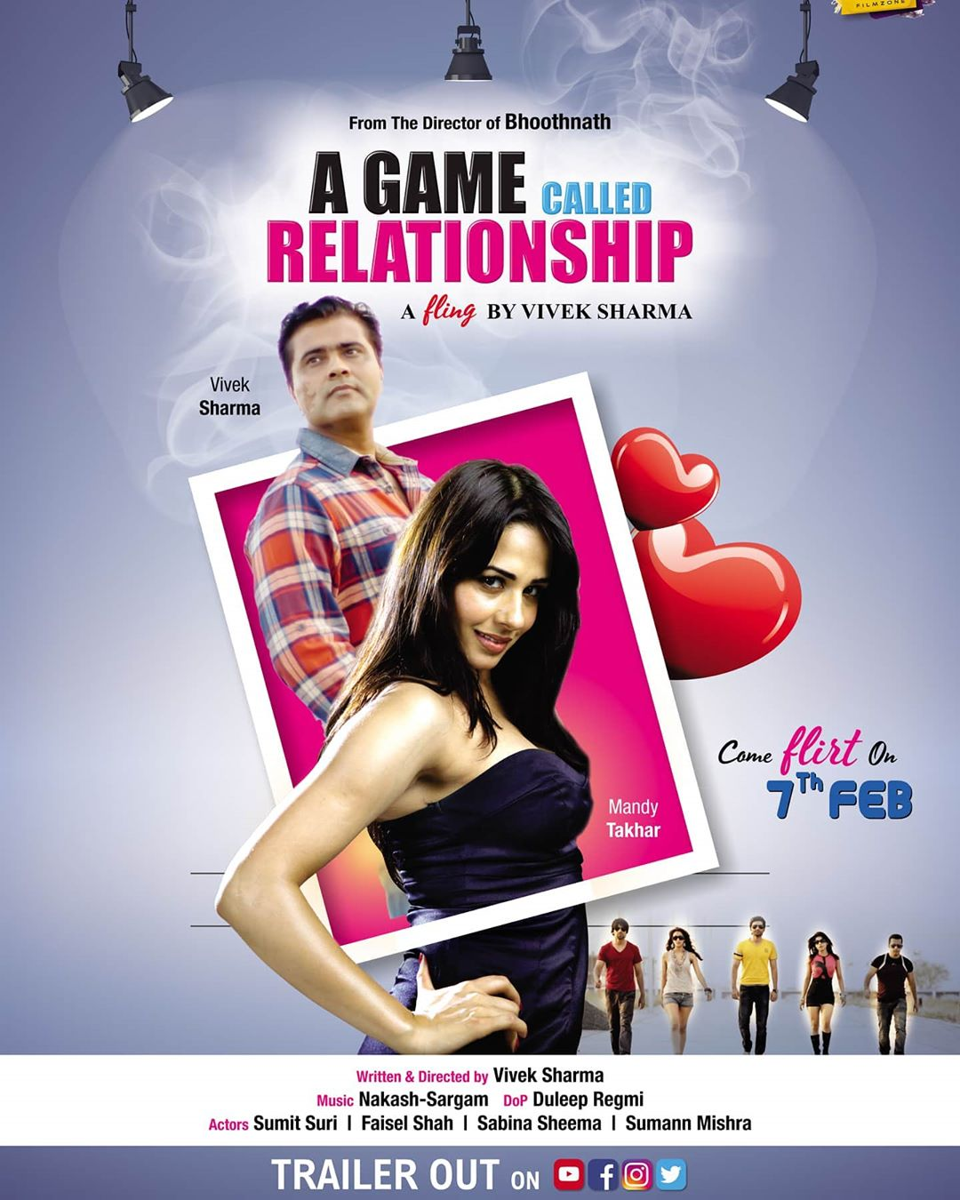 A Game Called Relationship 2020 Hindi 300MB HDRip Download