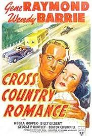 Cross-Country Romance(1940) Poster - Movie Forum, Cast, Reviews