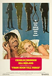 From Noon Till Three (1976) Poster - Movie Forum, Cast, Reviews