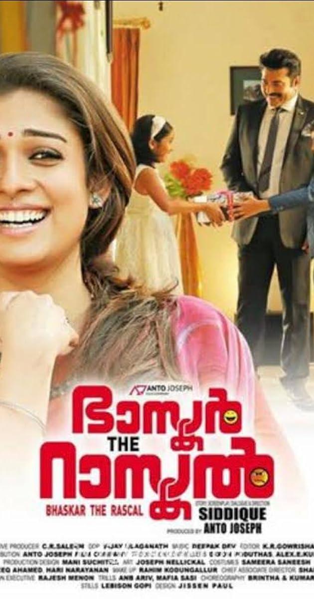 Bhaskar the Rascal (2015) - IMDb
