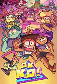 OK K.O.! Let's Be Heroes: Boxmore Infomercial Poster