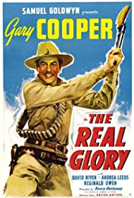 Gary Cooper in The Real Glory (1939)