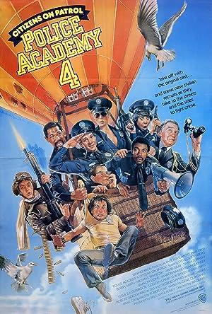 Movie Police Academy 4: Citizens on Patrol (1987)