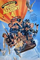 Police Academy 4: Citizens on Patrol (1987) Poster