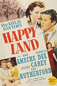 Watch good movies list Happy Land by Irving Pichel [flv]