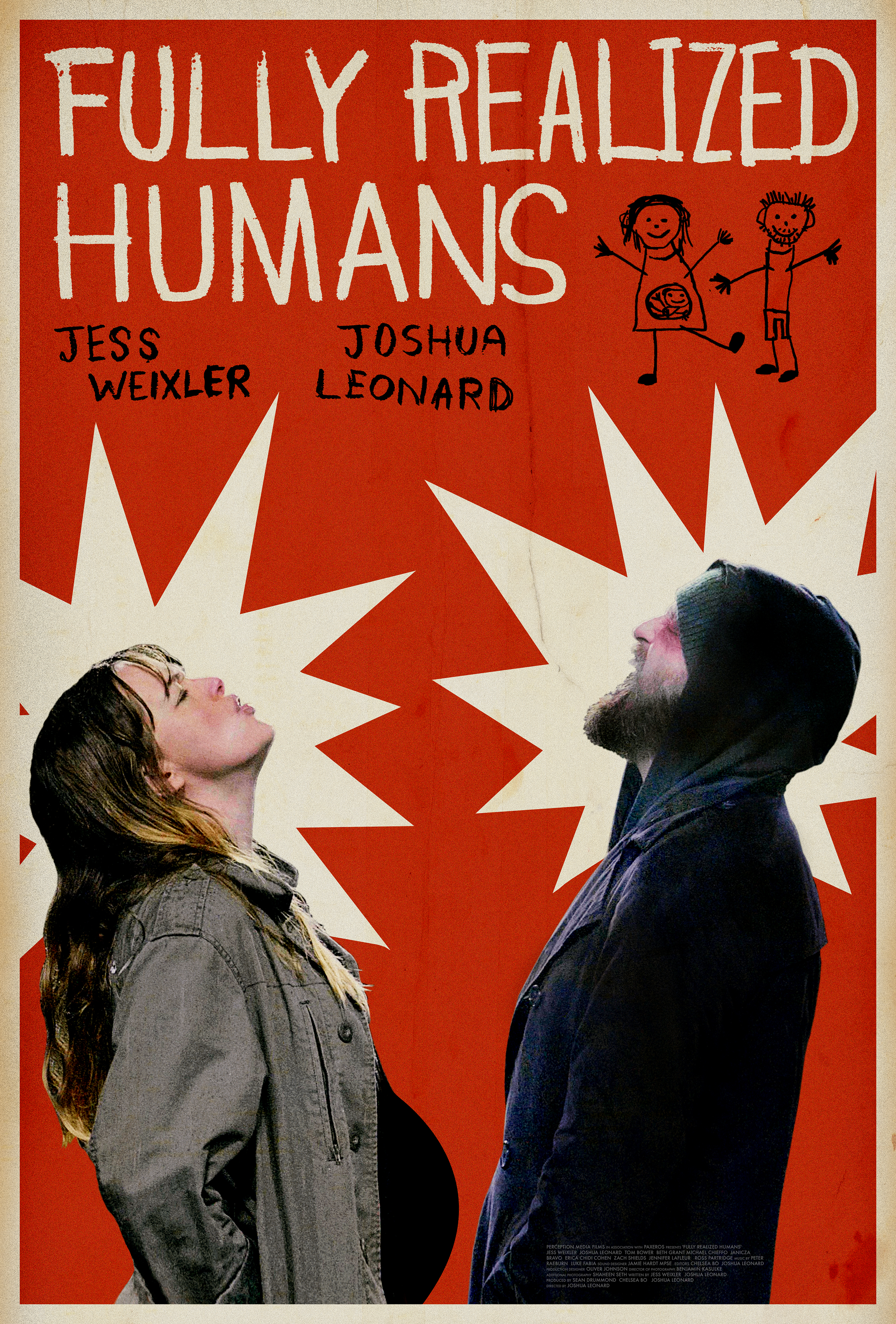Fully Realized Humans poster image