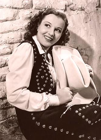 Lillian Cornell in Buck Benny Rides Again (1940)