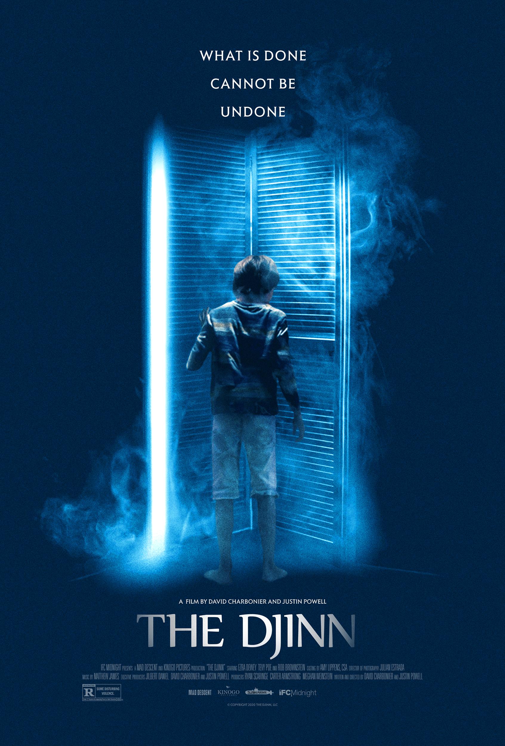 The Djinn (2021) Dual Audio 720p HDRip [Hindi – English]