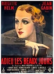 New movie hollywood free download Adieu les beaux jours [720x594]