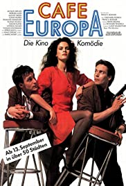 Cafe Europa Poster