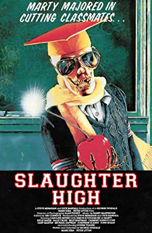 Where to stream Slaughter High