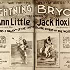 Jack Hoxie and Ann Little in Lightning Bryce (1919)