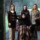 Christina von Blanc, Nuria Gimeno, Viveca Lindfors, and Maribel Martín in La campana del infierno (1973)